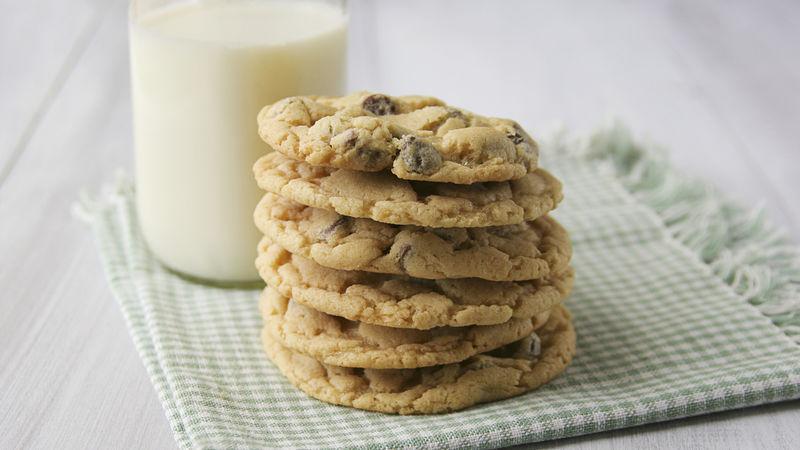 Bisquick Chocolate Chip Cookies recipe