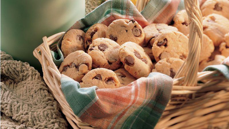 Peanut Butter-Chocolate Chip Cookies recipe