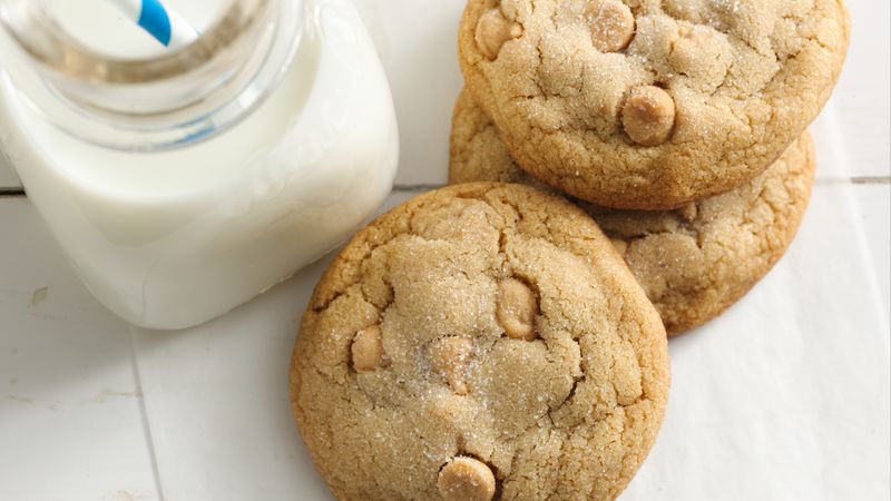 Rich Peanut Butter Cookies recipe