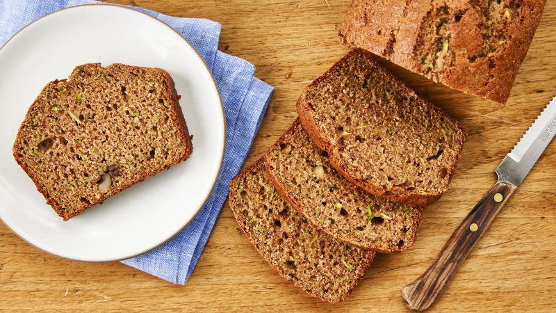 Skinny Zucchini Bread recipe
