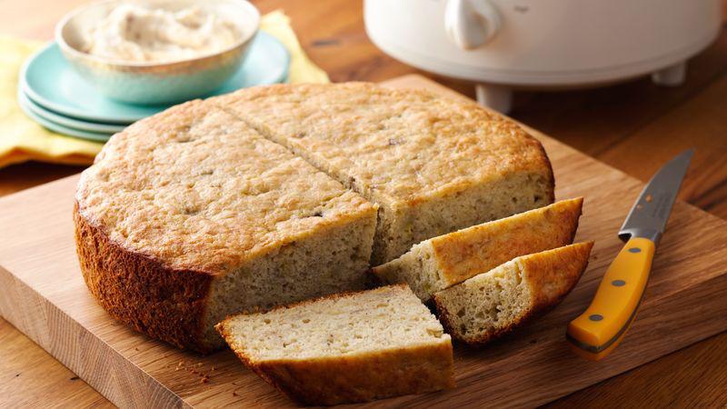 Slow-Cooker Banana Bread recipe