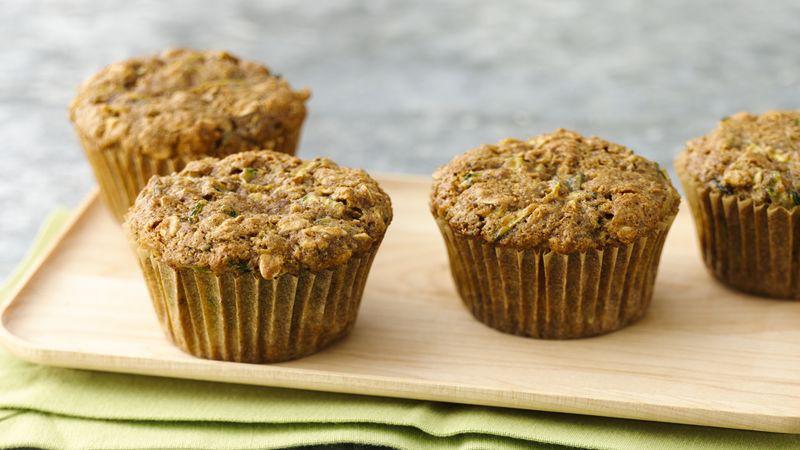 Zucchini Bread Muffins recipe