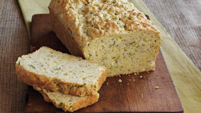 Zucchini-Feta Bread recipe