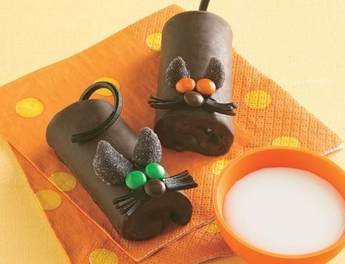 Black Cats Recipe