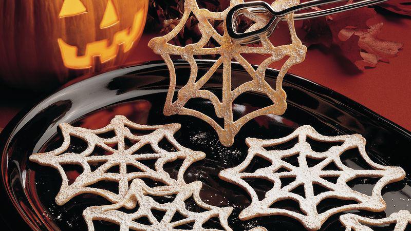 Cobweb Cookies Recipe