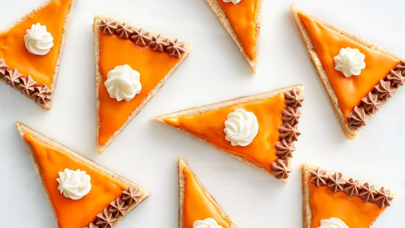 Pumpkin Pie Cookie Bars
